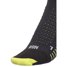 X-Bionic Effektor Running Socks Men Black/Acid Green